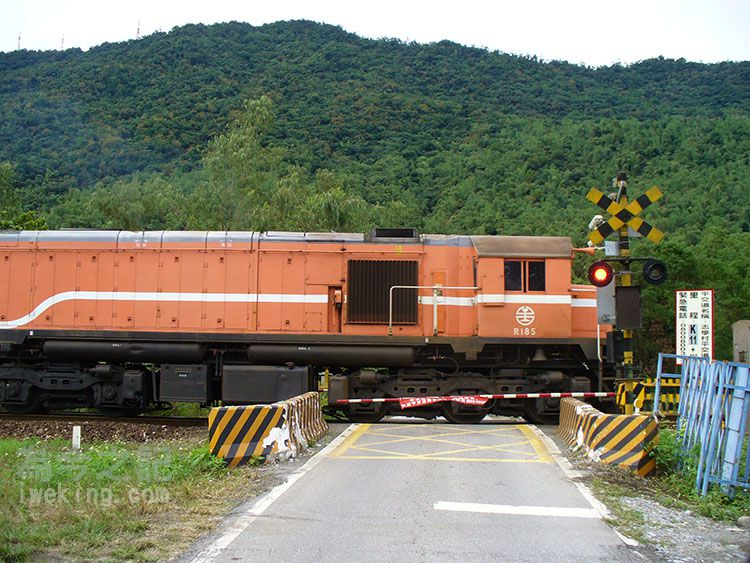 鐵路平交道